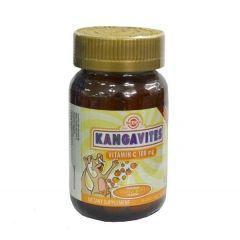 Солгар Кангавитес витамин С апельсин д/детей таб.жев. 100мг №90